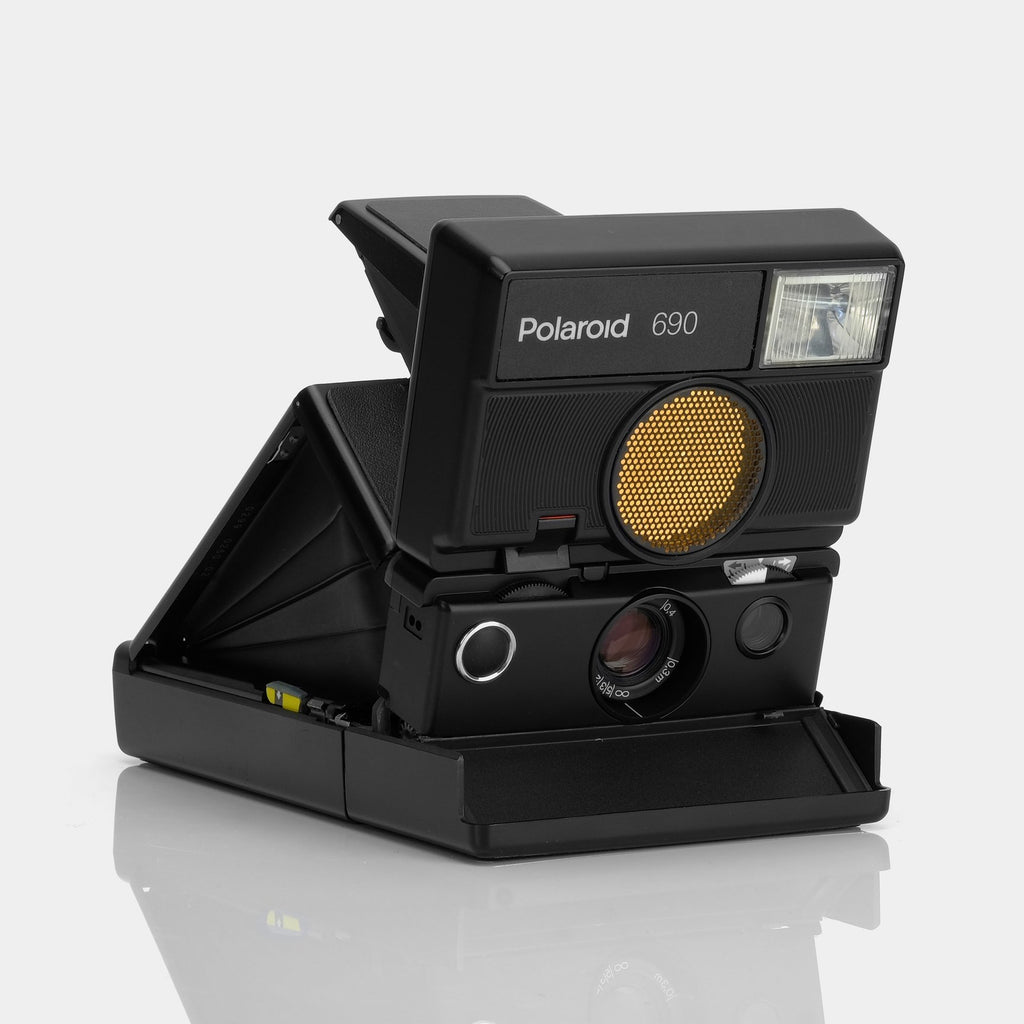 Polaroid SLR 680/690 Camera Repair