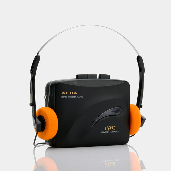 Alba CP705 Stereo Portable Cassette Player