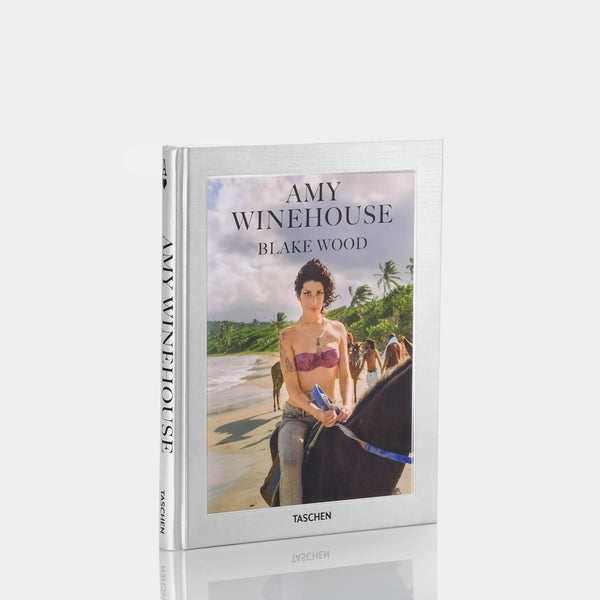Amy Winehouse. Blake Wood Book