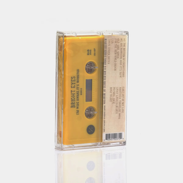 Bright Eyes ‎– I'm Wide Awake, It's Morning Cassette Tape