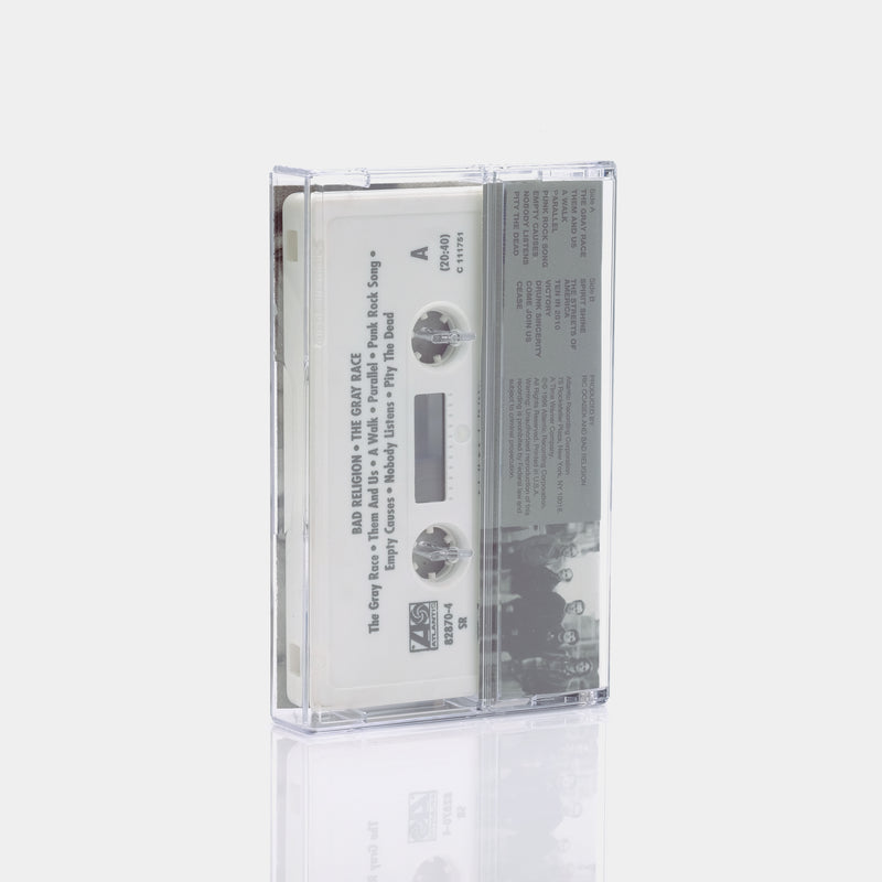 The Gray Race - Bad Religion (1996) Cassette Tape