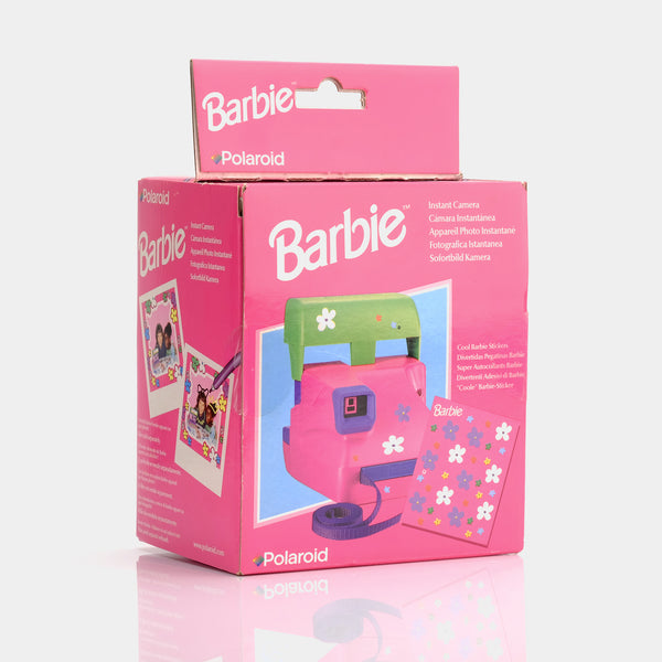 Polaroid Barbie 600 Camera - New in Box