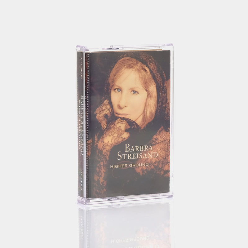Barbra Streisand - Higher Ground (1997) Cassette Tape