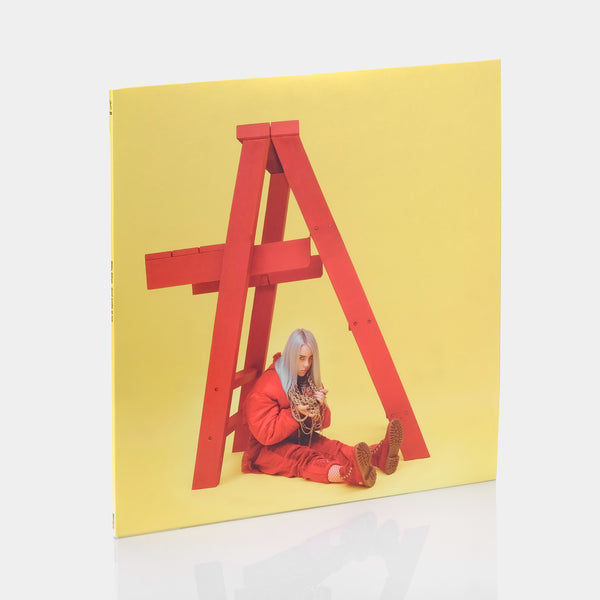 Billie Eilish - Don't Smile At Me (2018) Red Vinyl Record