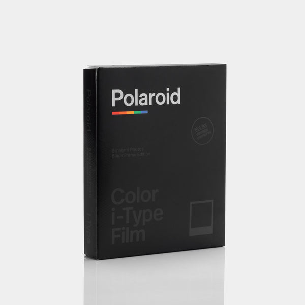 Polaroid i-Type Black Frame Edition Color Instant Film