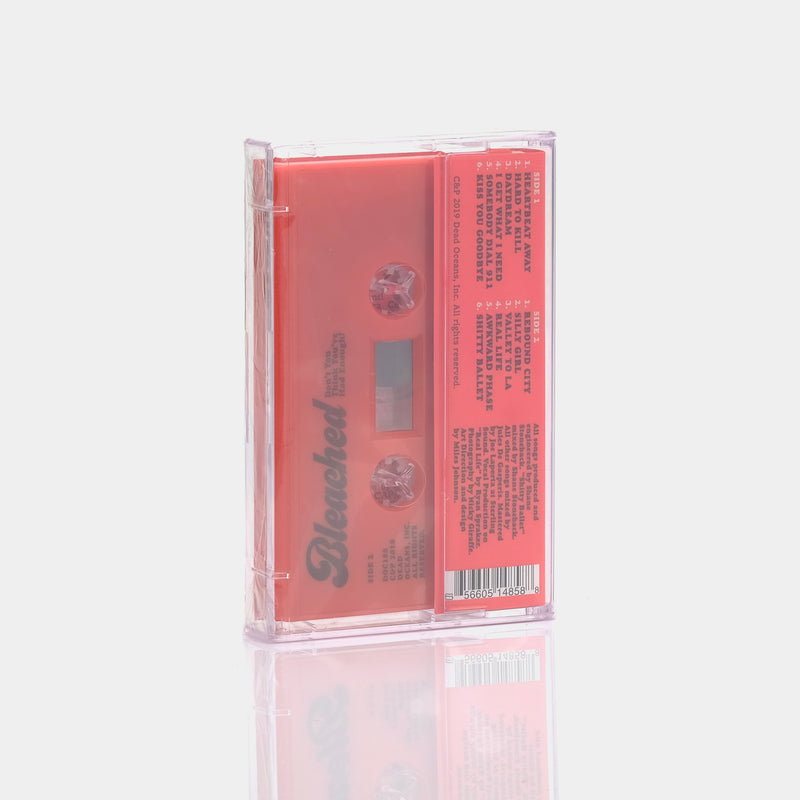 Bleached - Don't You Think You've Had Enough? (2019) Cassette Tape