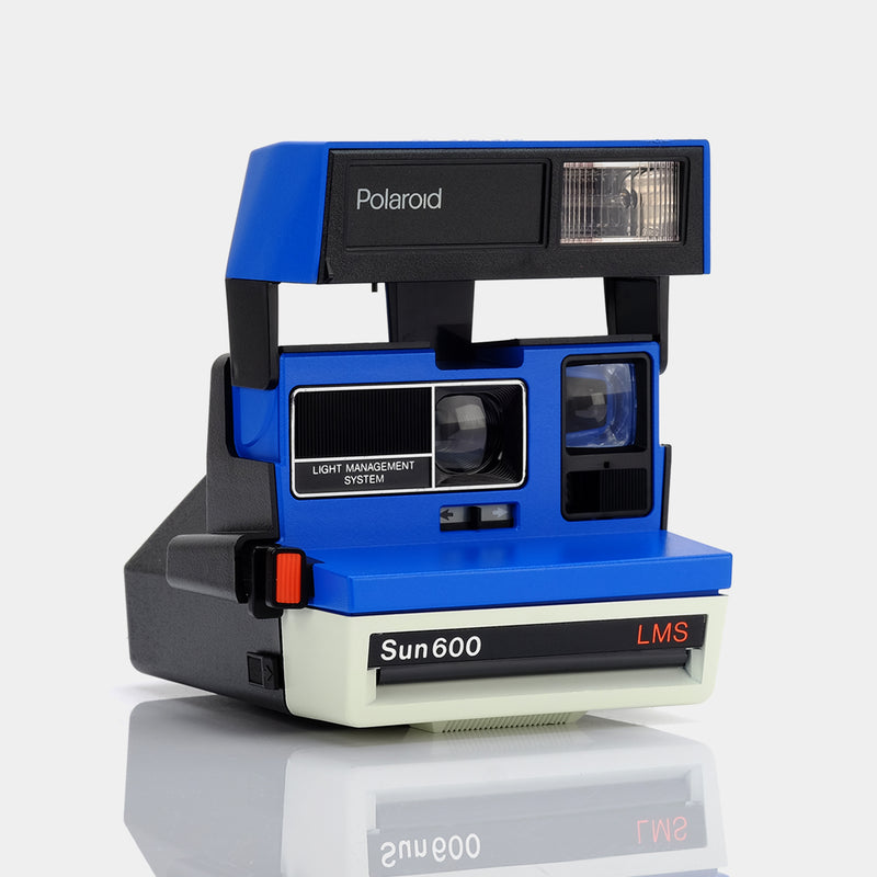 Polaroid Tennis Blue 600 Camera