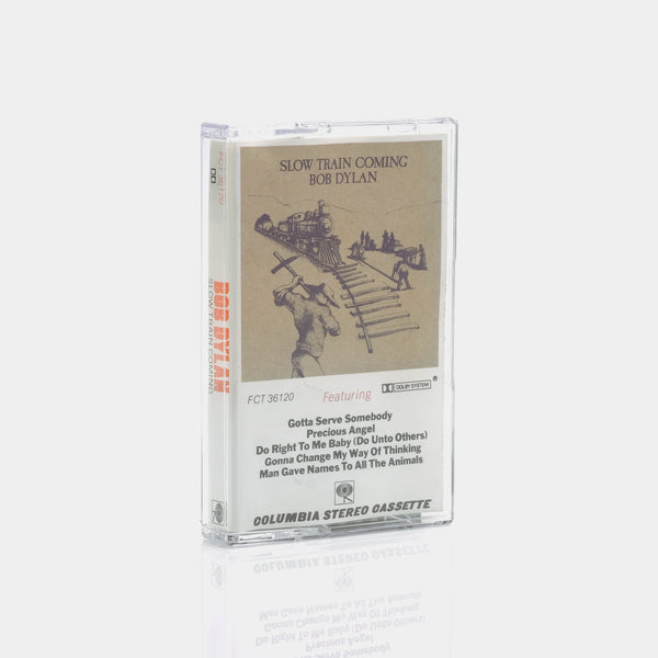 Bob Dylan - Slow Train Coming (1979) Cassette Tape