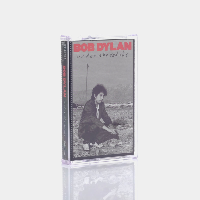Bob Dylan - Under The Red Sky (1990) Cassette Tape