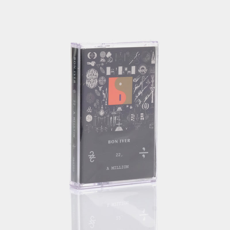Bon Iver - 22, A Million (2016) Cassette Tape