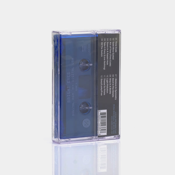 Bright Eyes ‎– Digital Ash In A Digital Urn Cassette Tape