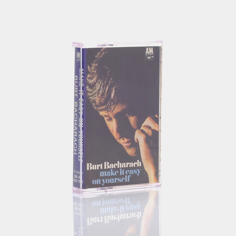 Burt Bacharach - Make It Easy On Yourself (1969) Cassette Tape