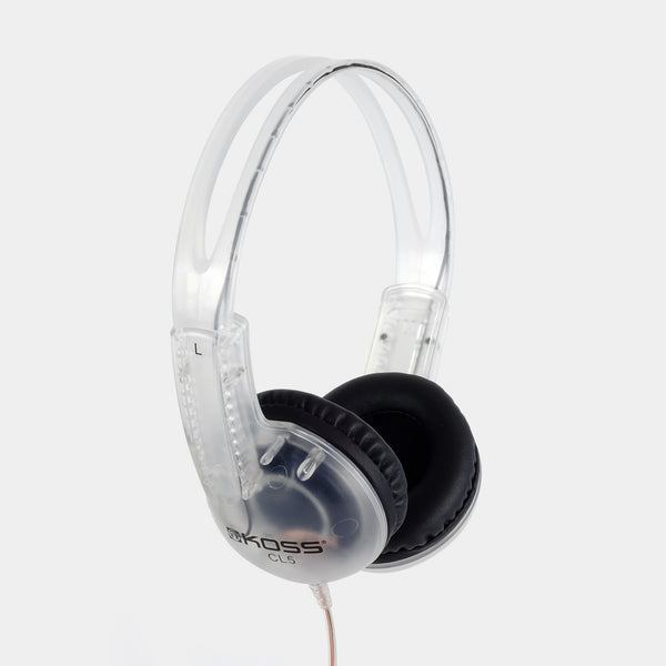 Koss CL/5 Clear On-Ear Headphones