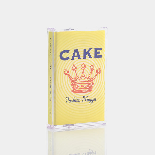 Cake - Fashion Nugget (1996) Cassette Tape