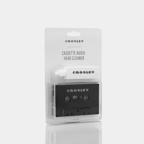 Crosley Cassette Audio Head Cleaner