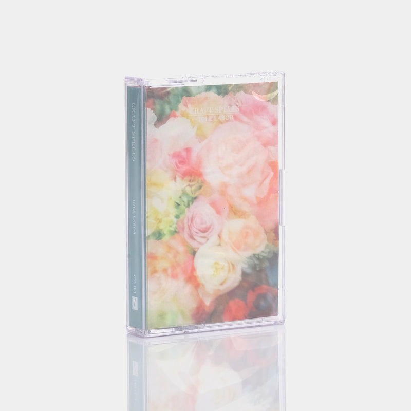 Craft Spells - Idle Labor (2011) Cassette Tape