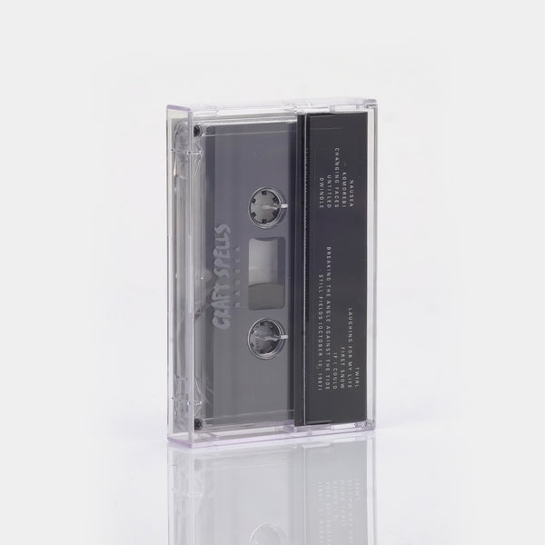Craft Spells - Nausea (2014) Cassette Tape