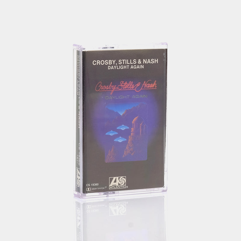 Crosby, Stills, and Nash - Daylight Again (1982) Cassette Tape