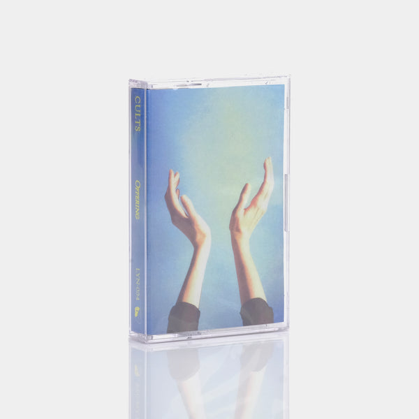 Cults - Offering (2017) Cassette Tape