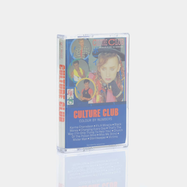 Culture Club - Colour By Numbers (1983) Cassette Tape