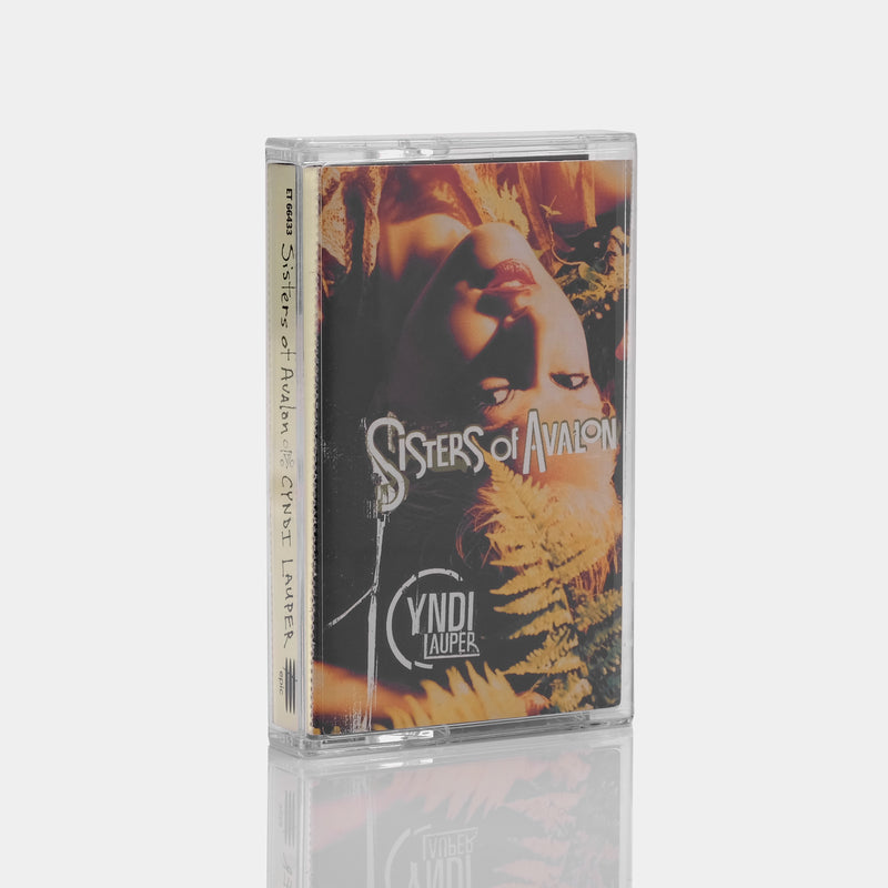 Cyndi Lauper - Sisters Of Avalon (1996) Cassette Tape