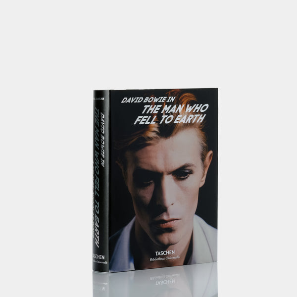 David Bowie - The Man Who Fell To Earth Book