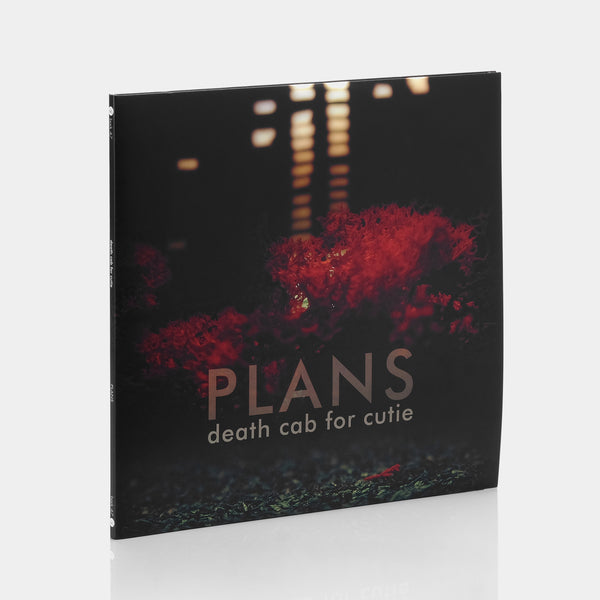 Death Cab For Cutie - Plans (2005) Vinyl Record