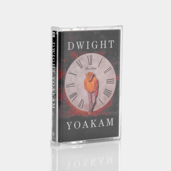 Dwight Yoakam - This Time (1993) Cassette Tape
