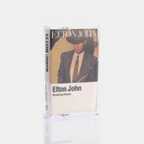 Elton John - Breaking Hearts (1984) Cassette Tape
