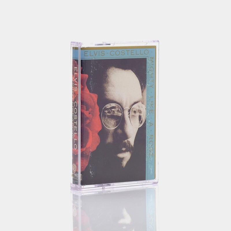 Elvis Costello - Mighty Like A Rose (1991) Cassette Tape