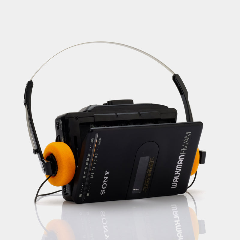 Sony Walkman WM-F2061 AM/FM Portable Cassette Player