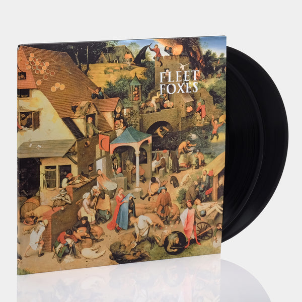 Fleet Foxes ‎– Fleet Foxes (2008) Vinyl Record
