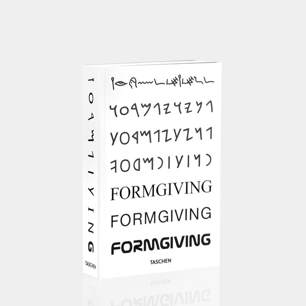 BIG. Formgiving. An Architectural Future History Book