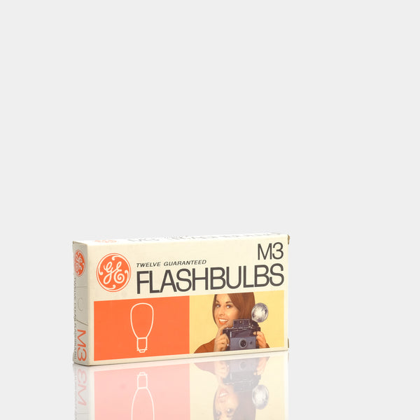 General Electric M3 Flash Bulbs