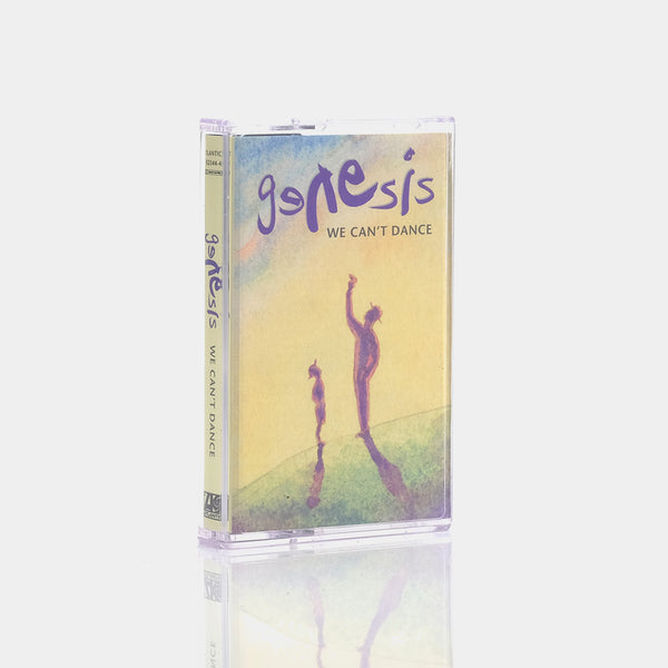 Genesis - We Can't Dance (1991) Cassette Tape