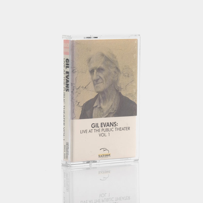 Gil Evans - Live At The Public Theater Vol. I (New York 1980) (1980) Cassette Tape