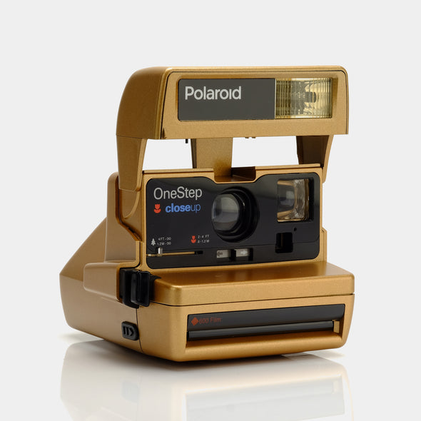 Polaroid Bronze Close Up 600 Camera