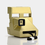 Polaroid Gold One Step Flash 600 Camera