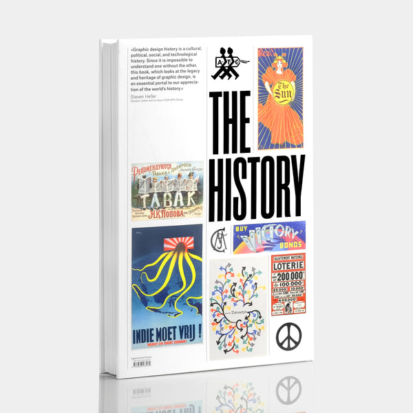 The History of Graphic Design. Vol. 1. 1890–1959 XL Book