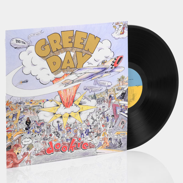 Green Day – Dookie (1994) Vinyl Record