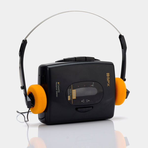 GPX Portable Bass Boost Sound Cassette Player