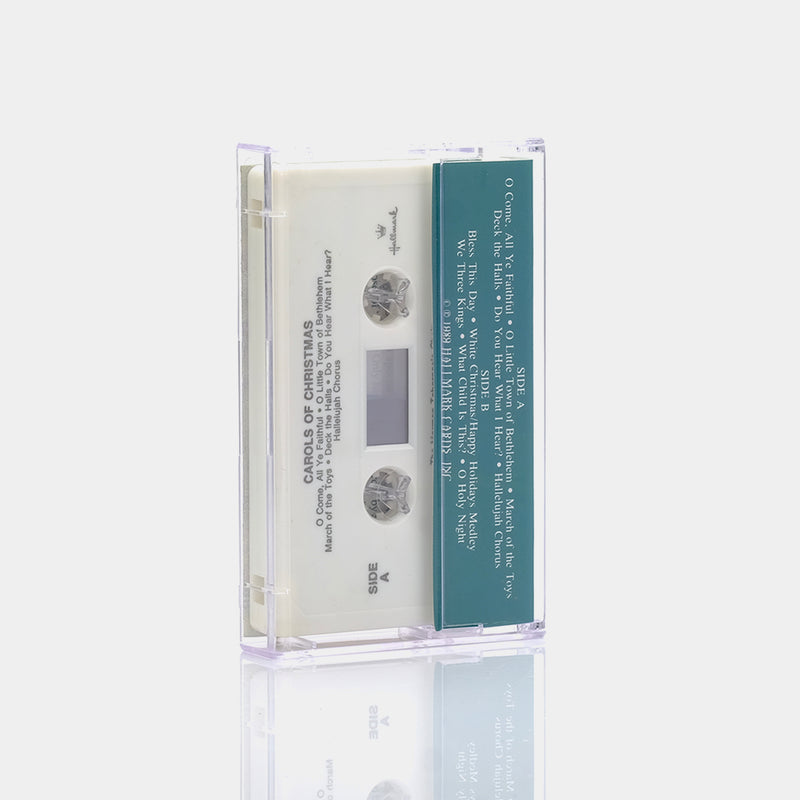 Various Artists - Hallmark Carols of Christmas (1989) Cassette Tape