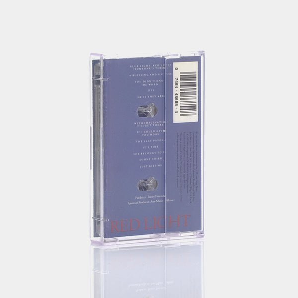 Harry Connick, Jr. - Blue Light, Red Light (1991) Cassette Tape