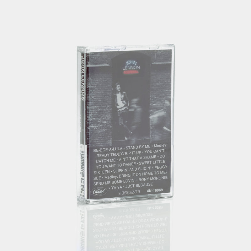John Lennon - Rock 'N' Roll (1975) Cassette Tape