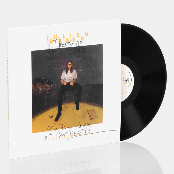 Julien Baker – Little Oblivions (2021) Vinyl Record