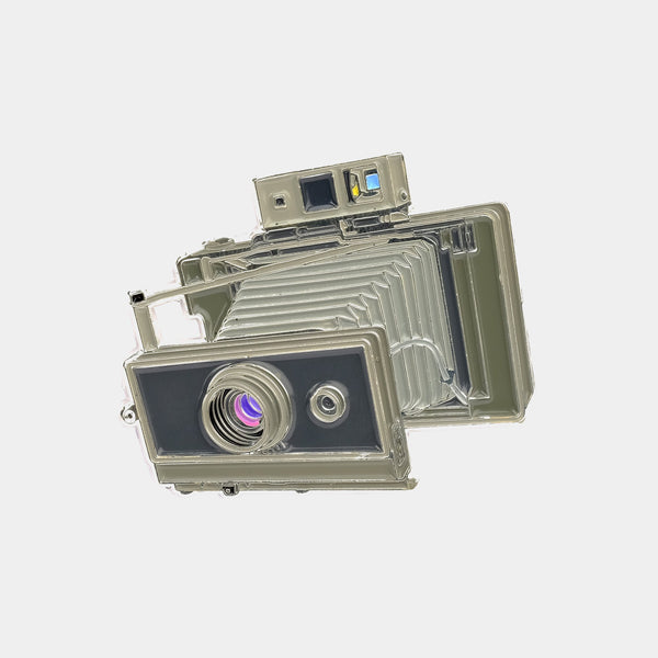 Polaroid Land Camera Enamel Pin