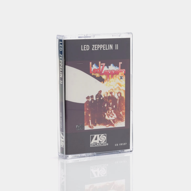 Led Zeppelin - Led Zeppelin II (1977) Cassette Tape