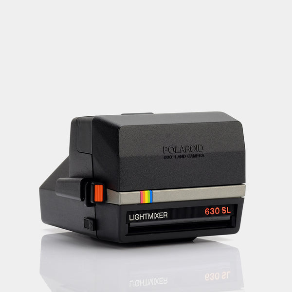 Polaroid 600 Lightmixer 630 SL Instant Film Camera