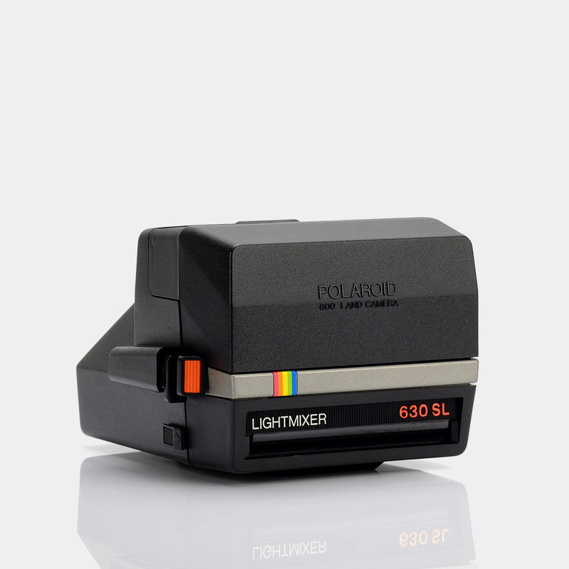 Polaroid 630 SL Lightmixer Camera