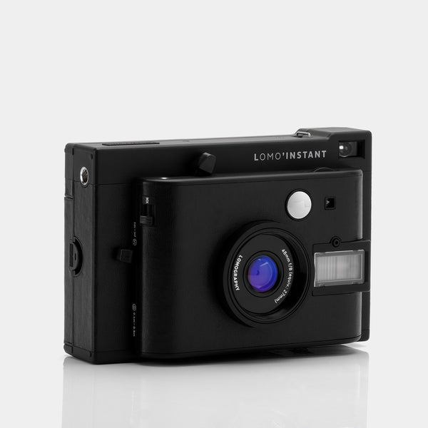 Lomography Lomo'Instant Instax Mini Black Instant Film Camera